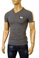 DOLCE & GABBANA Mens Short Sleeve Tee #127