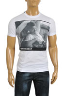DOLCE & GABBANA Men's Cotton T-Shirt #151