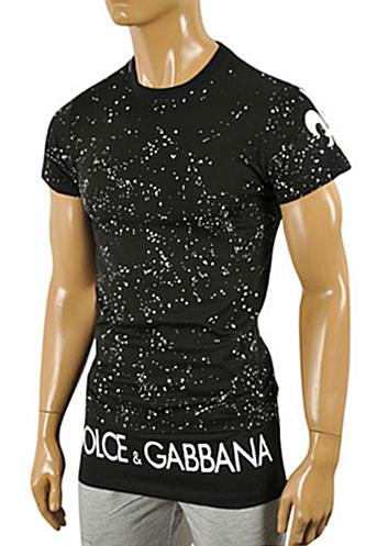 DOLCE & GABBANA Men's T-Shirt #0234