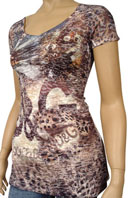 DOLCE & GABBANA Ladies Short Sleeve Tunic #109