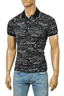 JOHN GALLIANO Men's Polo Shirt #33
