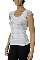 JOHN GALLIANO Ladies' Sleeveless Top #35
