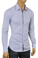 GUCCI Men's Button Front Dress Shirt #318