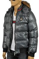 GUCCI Men's Hooded Warm Jacket #144