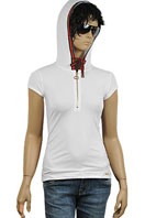 GUCCI Ladies Hooded Shirt #174