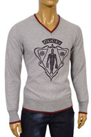 GUCCI Mens V-Neck Sweater #31