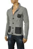 GUCCI Men's Knit Warm Sweater #41