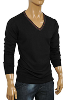 GUCCI Men's V-Neck Sweater #68