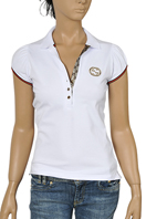 GUCCI Ladies Short Sleeve Top #275