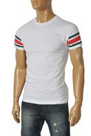 GUCCI Men's Short Sleeve Tee #125