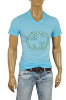 GUCCI Men's Short Sleeve Tee #181