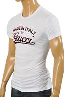 GUCCI Men's Short Sleeve Tee #189