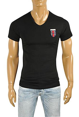 GUCCI Men's Short Sleeve Tee #195
