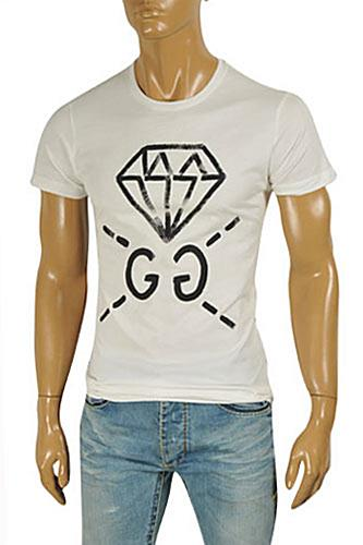 GUCCI Men's Short Sleeve Tee #199