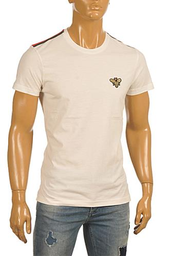 GUCCI Men's T-Shirt In White #206
