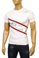 GUCCI Mens Short Sleeve Tee #56