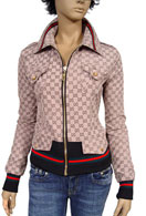 GUCCI Ladies Zip Jacket #43
