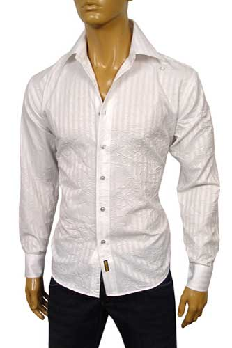 armani dress shirts for men