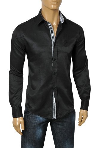 mens designer clothes emporio armani mens dress shirt 176