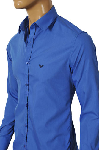 mens designer clothes emporio armani mens dress shirt 212