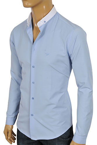 mens designer clothes emporio armani mens dress shirt 220