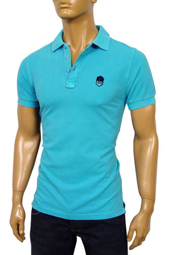Mens Designer Clothes | ARMANI JEANS Mens Polo Shirt #113
