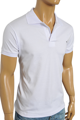 Mens Designer Clothes | EMPORIO ARMANI Men's Polo Shirt #184