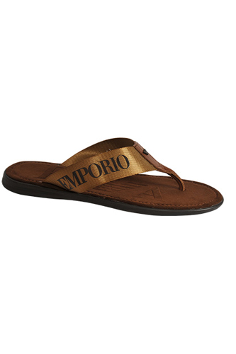 Designer Clothes Shoes | EMPORIO ARMANI Men's Sandals #267