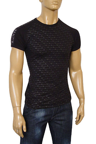 Mens Designer Clothes | EMPORIO ARMANI Mens Short Sleeve Tee #55