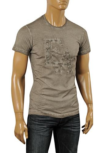 Mens Designer Clothes | EMPORIO ARMANI Men's T-Shirt #113