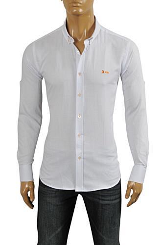 Mens designer clothes hugo boss men 39 s dress shirt 49 for Hugo boss dress shirts