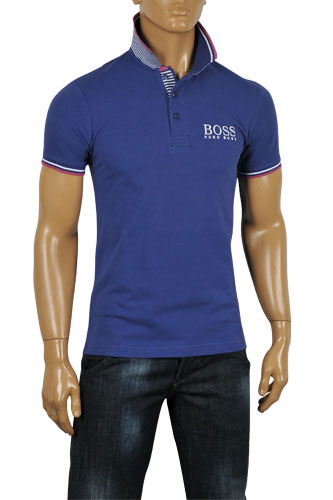 Designer Clothes | HUGO BOSS Men's Polo Shirt #9