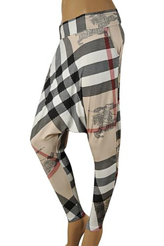 Womens Designer Clothes | BURBERRY Ladies Harem Pants #10