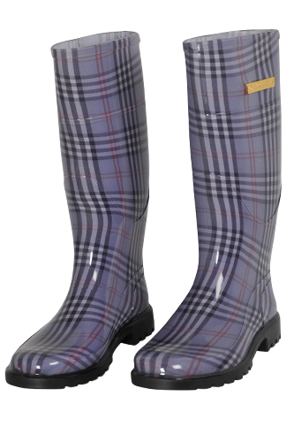 Clothes Shoes | BURBERRY Ladies Rain Boots #274