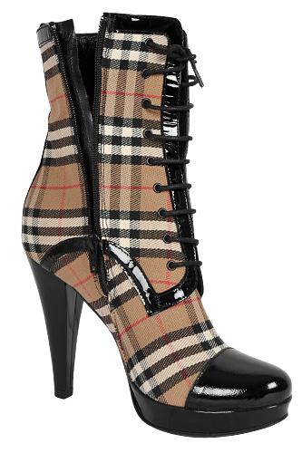 Designer Clothes Shoes Burberry Ladies High Heel