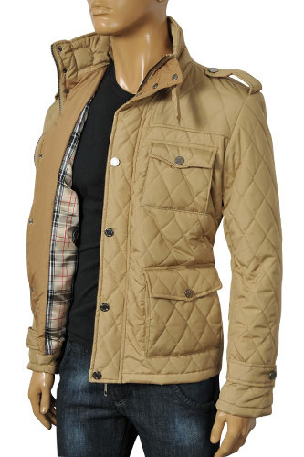 Mens Designer Clothes | BURBERRY Men's Jacket #12