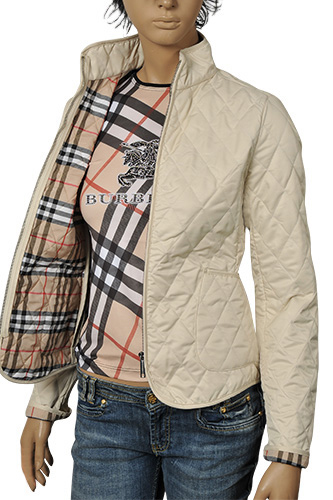 Womens Designer Clothes | BURBERRY Ladies' Jacket #16