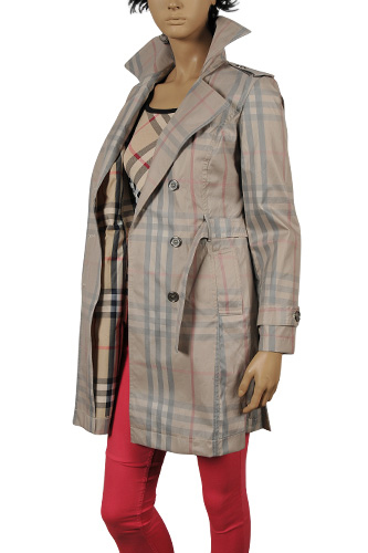 Womens Designer Clothes | BURBERRY Ladies Jacket #22