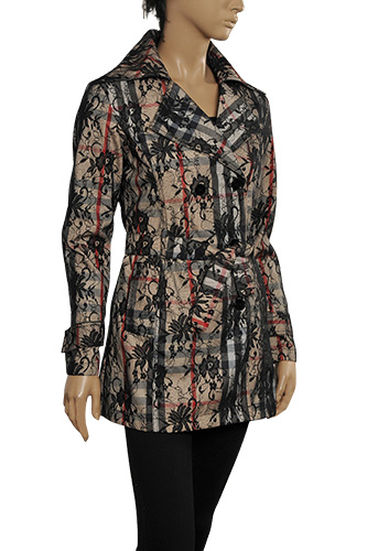 Womens Designer Clothes | BURBERRY Ladies Jacket #23