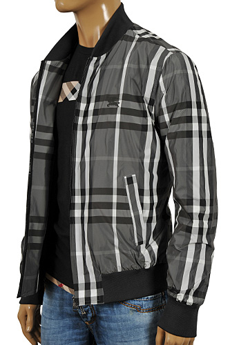 Mens Designer Clothes | BURBERRY Men's Zip Up Jacket #35