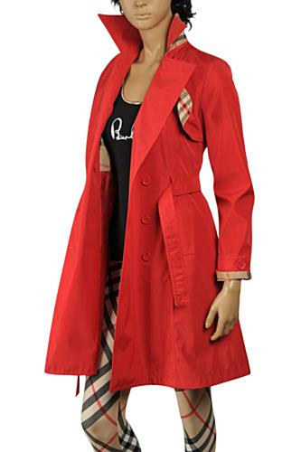 Womens Designer Clothes | BURBERRY Ladies' Double-Breasted Jacket #43