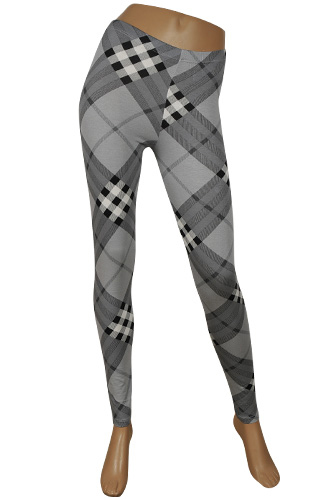 Womens Designer Clothes | BURBERRY Leggings #6