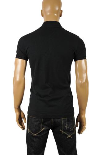 Mens designer clothes burberry men 39 s polo shirt 131 for Burberry shirt size chart