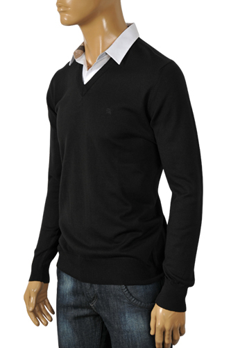 Mens Designer Clothes | BURBERRY Men's Sweater #118