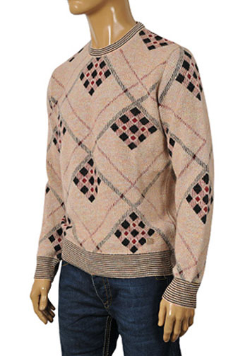 Mens Designer Clothes | BURBERRY Men's Sweater #124