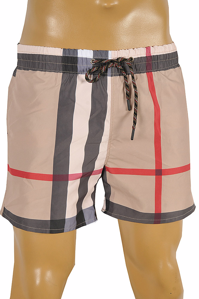 Mens Designer Clothes | BURBERRY Swim Shorts for Men #82
