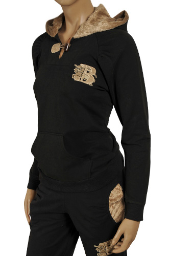 Womens Designer Clothes Burberry Ladies Tracksuit 40