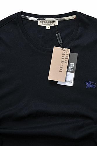 Mens designer clothes burberry men 39 s short sleeve tee 228 for Burberry shirt size chart
