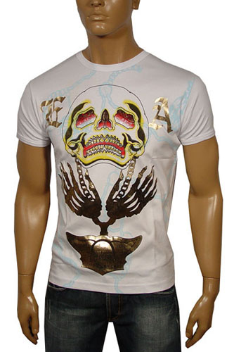 Mens Designer Clothes | CHRISTIAN AUDIGIER Short Sleeve T-Shirt #8