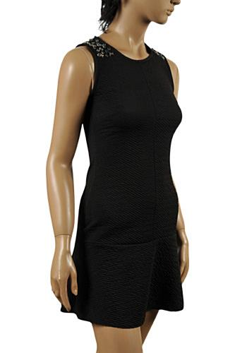 Womens Designer Clothes | JUST CAVALLI Sleevless Evening Dress #310